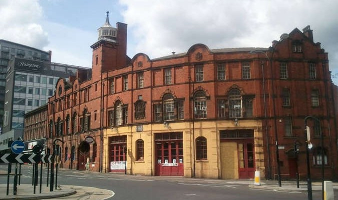 National Emergency Services Museum Sheffield
