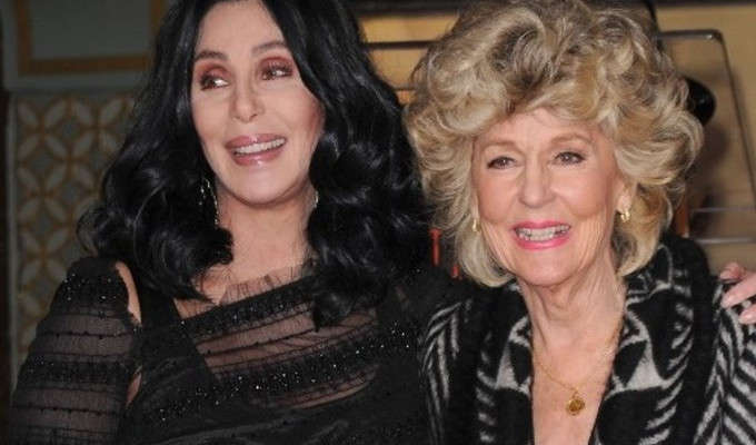 cher mother