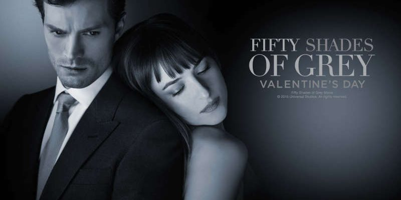 Fifty shades of Grey  (Cincizeci de umbre ale lui Grey)
